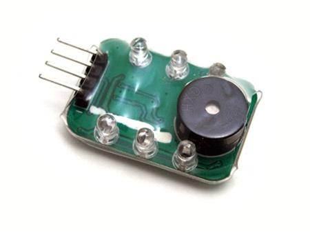 Alarma Tenergy para baterias Li-po