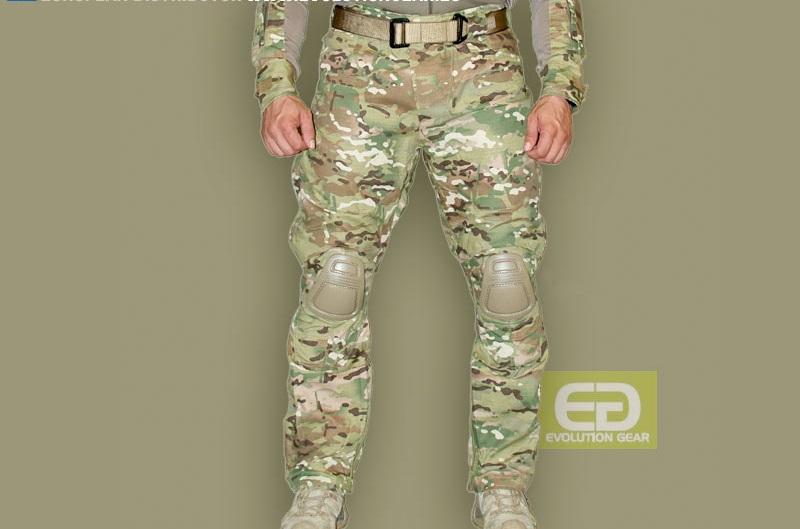 EVolution Gear Multicam G3 Combat Suit