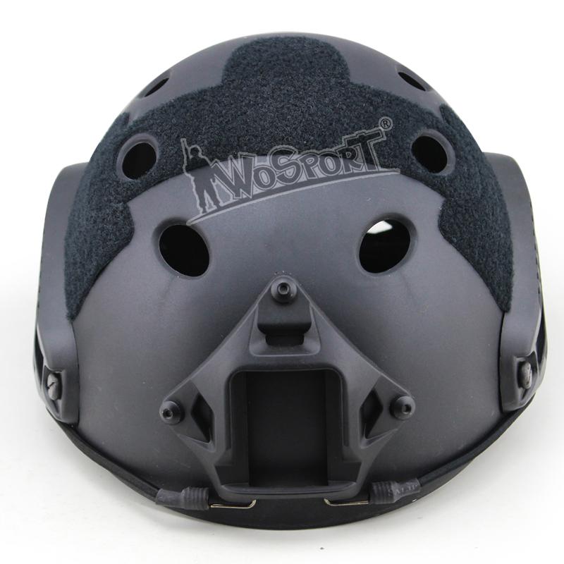 Wosport Fast Base Jump - Negro