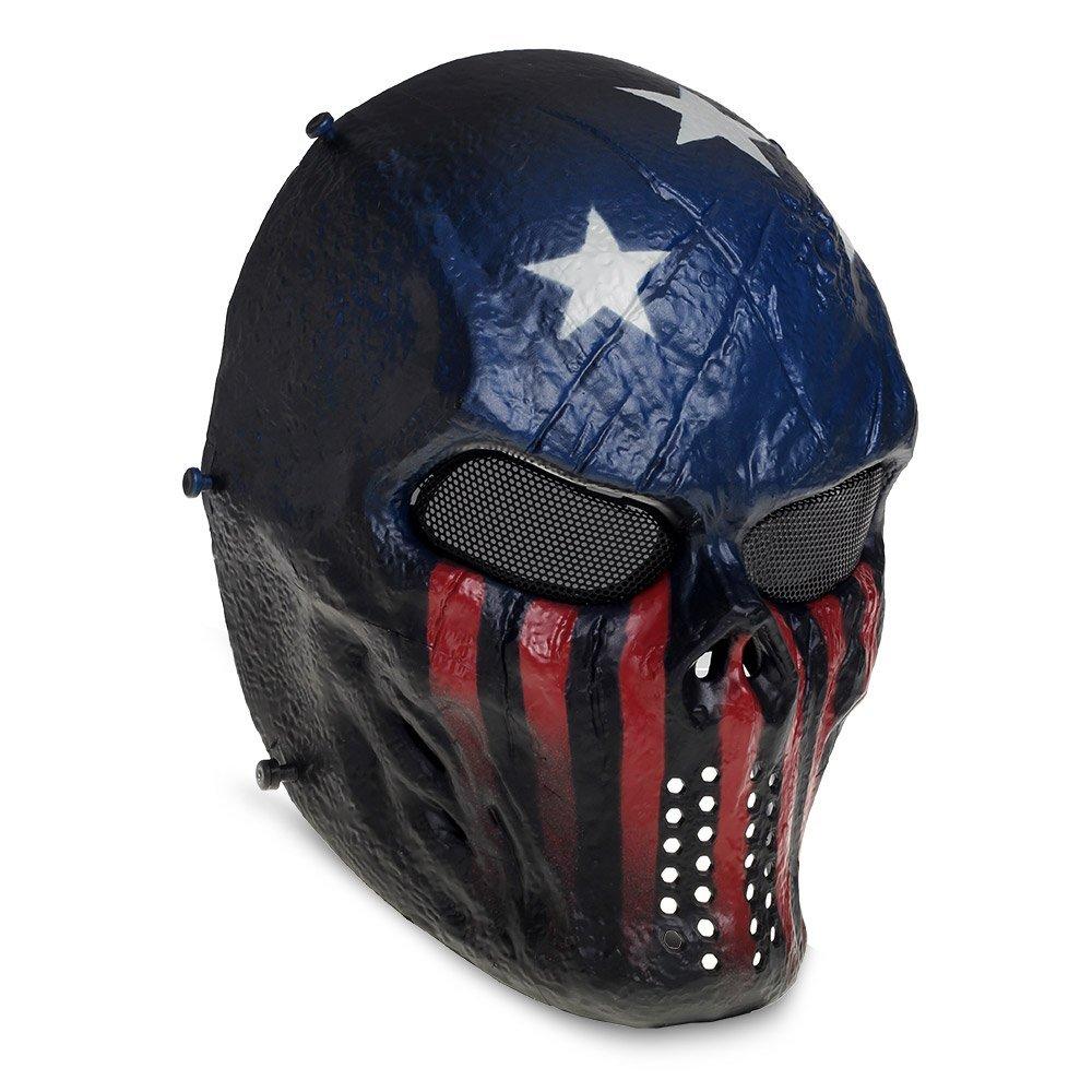 Toumount Skull Captain Mask