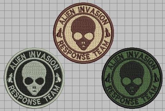 Alien invasion response Team