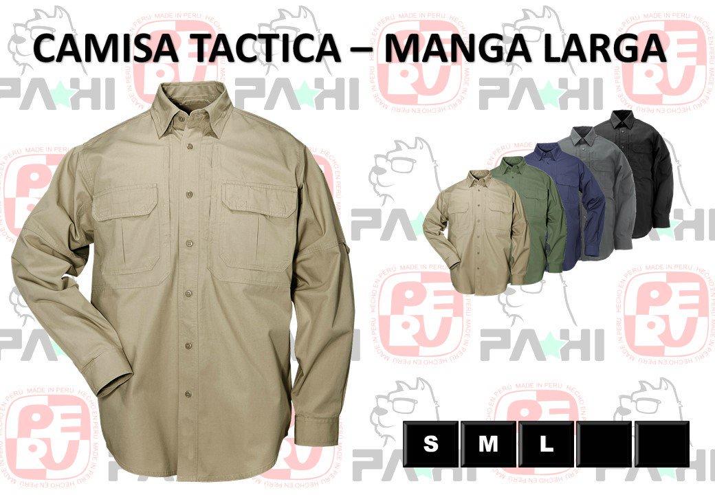 Camisa Tactica PAHI