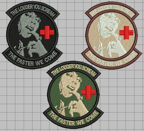 Medic Louder