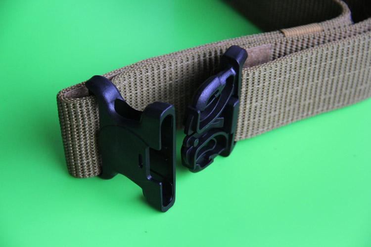 Cinturón Militar Web Blackhawk! Negro  (Replica)