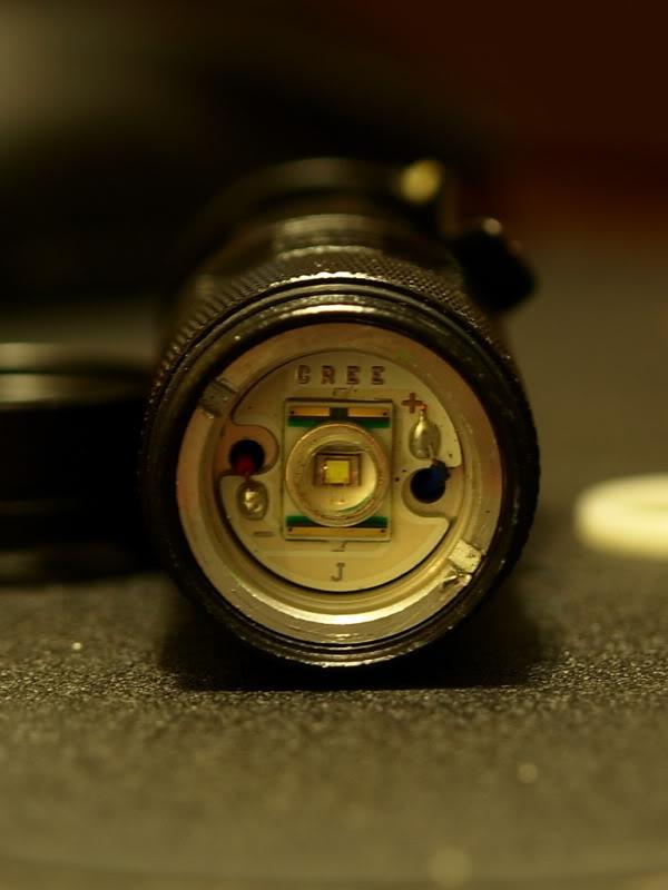Linterna  G-Sipik