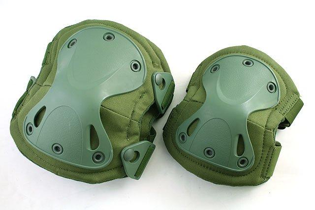 Swat X Rodilleras coderas Verde