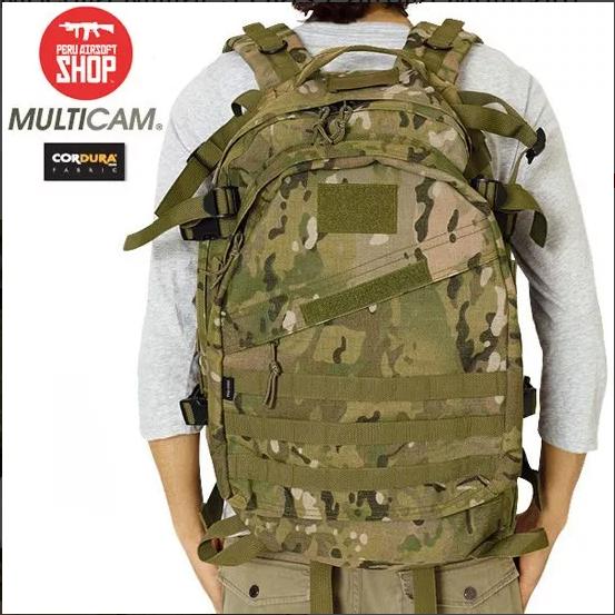 Mochila SWAT 3 Days Multicam