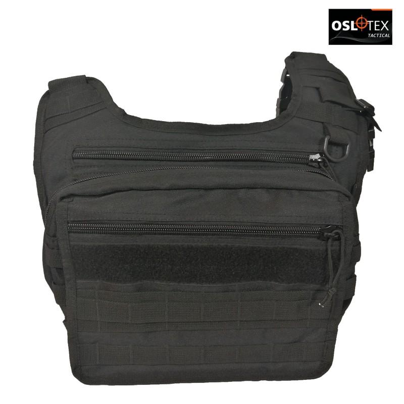 OSLOTEX Morral Táctico Militar BK 1000D