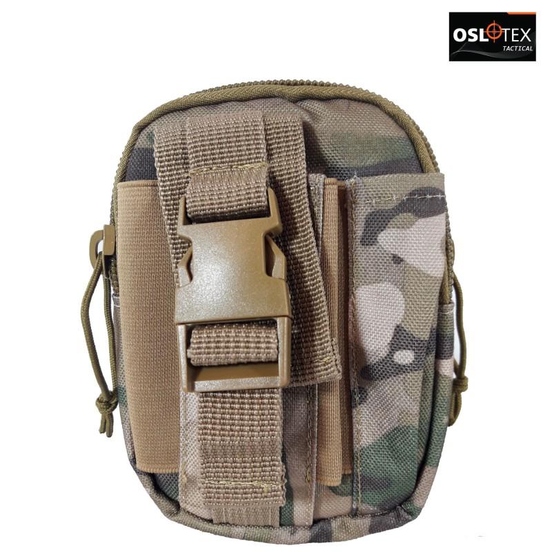 Oslotex Pouch Porta GPS Multiusos Multicam 1000D