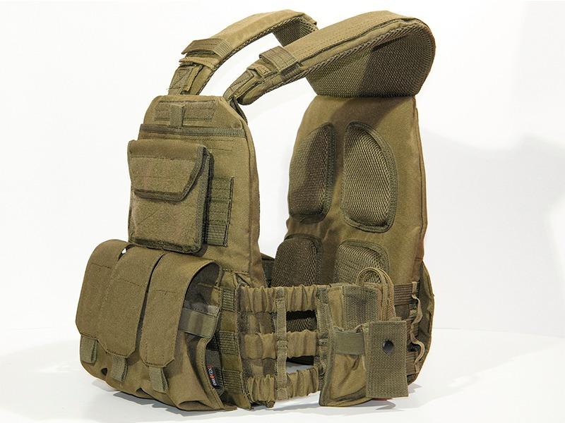 Oslotex Tactical Cross Nylon 1000d coyote