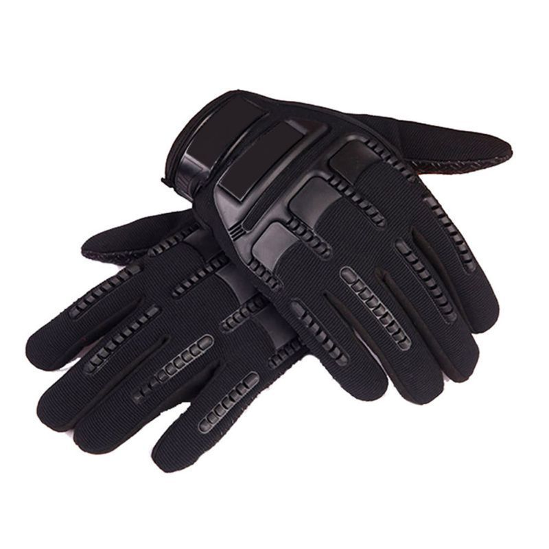 Guantes Outdoor Black