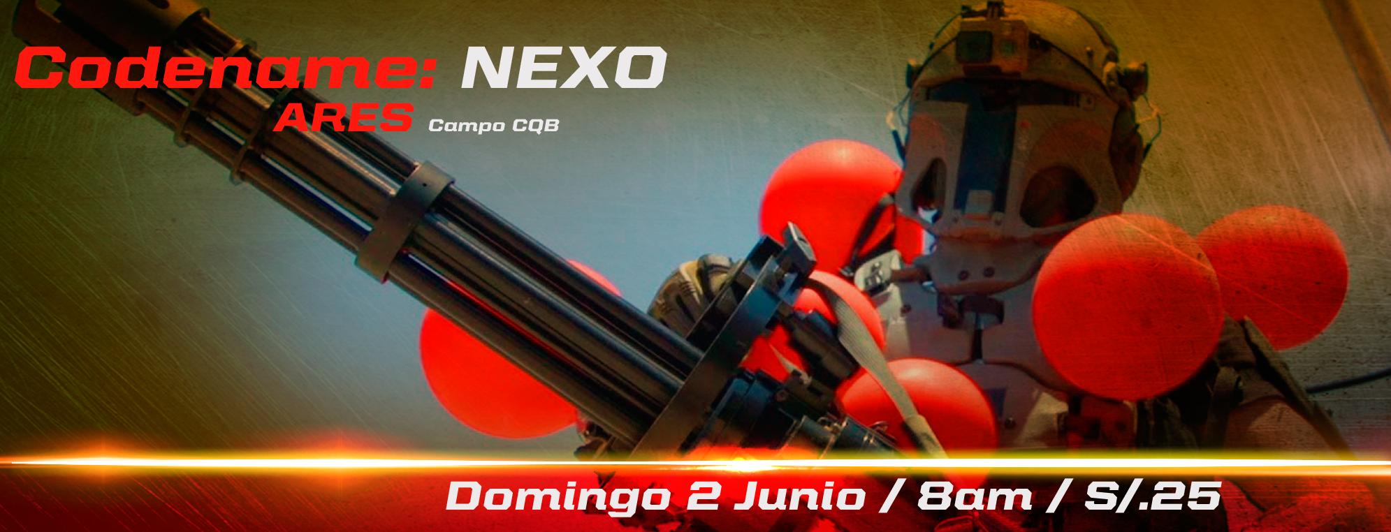 Codename NEXO